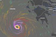 Ο «Ξενοφών» απειλεί με μεσογειακό κυκλώνα 12 μποφόρ το νότιο Ιόνιο