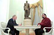 Στίβεν Σιγκάλ: Θέλει να γίνει κυβερνήτης ρωσικής επαρχίας