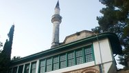 Κατέρρευσε λόγω των θυελλωδών ανέμων ο μιναρές στο Ασλάν Τζαμί