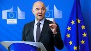Μοσκοβισί: 'Ο στόχος της Ιταλίας για το έλλειμμα παραβιάζει τους δημοσιονομικούς κανόνες'