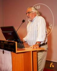 Πάτρα: Ο Νίκος Κανελλάκης έδωσε το παρών στην εκδήλωση για τον Προμηθέα