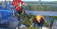 Συναρπαστικές ατραξιόν για ανθρώπους που λατρεύουν τα ύψη (video)