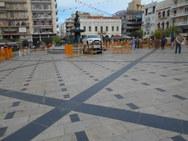 Η πλατεία Γεωργίου πήρε το ύφος και ντύθηκε... Pick Patras (pics)