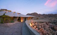 Κατοικία στη μέση της ερήμου γίνεται ένα με το περιβάλλον (φωτο+video)