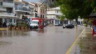 Ο 'Ζορμπάς' σαρώνει Πελοπόννησο και Αττική - Προβλήματα σε Πόρτο Χέλι, Άργος και Μάνη (φωτο+video)