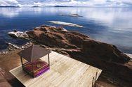 Η θέα που προσφέρουν θέρετρα που βρίσκονται πλάι σε λίμνες (φωτο)