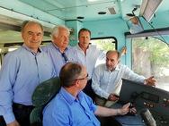Το τρένο θα ξανασφυρίξει στην αναβαθμισμένη σιδηροδρομική γραμμή Κατάκολο - Πύργος - Αρχαία Ολυμπία