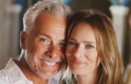 Ο Χάρης Χριστόπουλος και η Anita Brand μίλησαν για το γάμο τους (video)