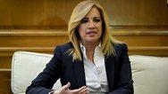 Φ. Γεννηματά: Δεν αποκλείω συγκυβέρνηση Ν.Δ. - ΣΥΡΙΖΑ - ΚΙΝΑΛ (video)