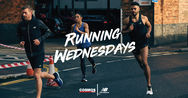 Ένα νέο Running Movement ξεκινάει στην πόλη από τα Cosmos Sport και την New Balance! (pics+video)