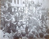 Νίκος Τζανάκος: 'Στις 4 Οκτωβρίου 1944, μετά τρία και πλέον έτη υπόδουλου βίου...'
