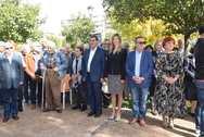 Πάτρα: Ο Δήμος τίμησε την 74η επέτειο της απελευθέρωσης της πόλης από τη γερμανική κατοχή