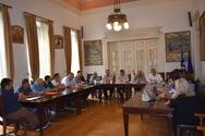 Πάτρα: Η Δημοτική Αρχή πραγματοποιήσε συνάντηση με συλλόγους
