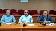 Πάτρα: Ο Περιφερειάρχης ζήτησε τον συντονισμό των ενεργειών για τα νέα στρατηγικά έργα