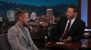 Οι κόρες του Ryan Gosling νομίζουν ότι είναι αστροναύτης (video)