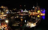 Απόψε όλοι οι δρόμοι οδηγούν στη Ναύπακτο, για την αναπαράσταση της Ιστορικής Ναυμαχίας!