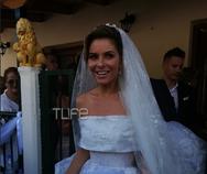 Μαρία Μενούνος - Keven Undergaro: Οι πρώτες εικόνες από το γάμο τους στο Άκοβο