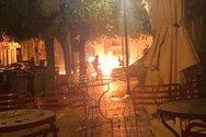 Πάτρα: H Ένωση Αστυνομικών καταδικάζει την επίθεση με μολότοφ