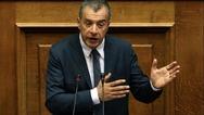 Σταύρος Θεοδωράκης: 'Το Ποτάμι θα κατέβει αυτόνομο στις εκλογές'