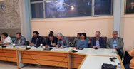 Η Ομοσπονδία Εμπορικών Συλλόγων Πελοποννήσου πραγματοποίησε διευρυμένη συνεδρίαση του Διοικητικού Συμβουλίου