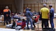 Ο Ραφαέλ Ναδάλ βοηθά τους πλημμυροπαθείς της Μαγιόρκα (video)