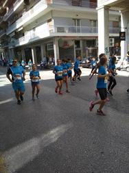 Τις καλύτερες εντυπώσεις άφησε στην Πάτρα η μεγάλη γιορτή του Run Greece!