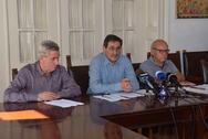 Κώστας Πελετίδης για θαλάσσιο μέτωπο: 'Θα συνεχίσουμε να παλεύουμε για κρατική χρηματοδότηση'