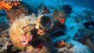 Αρχαιολογικό θησαυρό με 58 ναυάγια «έκρυβε» ο βυθός των Φούρνων (video)