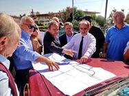 Δυτική Ελλάδα: Αστικές αναπλάσεις και αγροτικές οδοποιίες από την Περιφέρεια (pics+video)