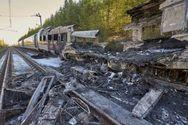 Φωτιά εκδηλώθηκε σε τρένο στη Γερμανία - 5 άτομα τραυματίστηκαν (φωτο+video)