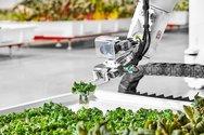 To πρώτο αγρόκτημα που λειτουργεί αποκλειστικά με ρομπότ