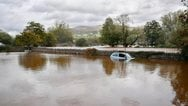 Βρετανία: Δύο νεκροί από την καταιγίδα Κάλουμ (video)