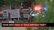 Τέξας: Τέσσερις νεκροί από πυροβολισμούς σε παιδικό πάρτι γενεθλίων (video)