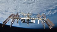 Αποθέματα για έξι μήνες έχουν οι αστροναύτες του Διεθνούς Διαστημικού Σταθμού ISS