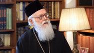 Στον Αρχιεπίσκοπο Αλβανίας ο 'Χρυσός Αριστοτέλης'