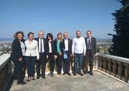 Η πρέσβης της Ουκρανίας επισκέφθηκε την Πάτρα (φωτο)