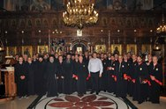 Θαυμάσιες εμφανίσεις από την Πατρινή χορωδία 'Θεόδωρος Φωκαεύς' στην Κύπρο (φωτο)