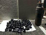 Πειραιάς: Κατάσχεση 52 κιλών και 730 γραμμαρίων μαριχουάνας από το Λιμενικό (pics)