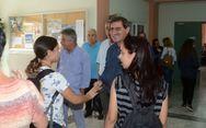 Πάτρα: O Κώστας Πελετίδης έδωσε το παρόν στην έναρξη του Λαϊκού Φροντιστηρίου