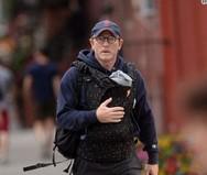 Ο Piers Morgan χλευάζει τον μάρσιπο του Daniel Craig (φωτο)