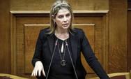 Κατερίνα Παπακώστα: 'Με προϋποθέσεις ψηφίζω τη συμφωνία των Πρεσπών'