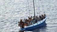 Κεφαλονιά: Εντοπίστηκε ιστιοφόρο με 70 μετανάστες