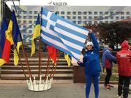 Ντεμπούτο στο Κίεβο με ατομικό ρεκόρ για την Πατρινή, Σοφία Αλικανιώτη