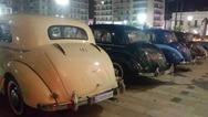 Τo κλασικό είναι αγαπημένο - Τα ιστορικά αμάξια πέρασαν νύχτα από την 'καρδιά' της Πάτρας! (pics)