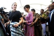 Έξαλλοι στα Φίτζι με τη Μέγκαν Μαρκλ