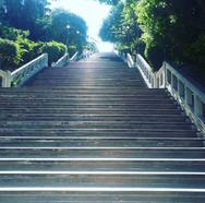 Σκάλες Αγίου Νικολάου - Το πιο φωτογραφημένο σημείο της Πάτρας