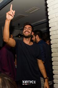Dj Giannis Kokkalis & Sakis στις Χάντρες 27-10-18