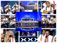H Πατρινή Λαϊκή Ορχήστρα Εν Χορδώ ξεσήκωσε το «Ελλάδα έχεις ταλέντο» (vids)