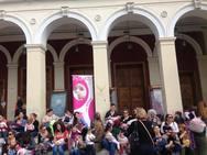 Πάτρα: Όλα έτοιμα για τη μεγάλη γιορτή του Δημόσιου Θηλασμού!