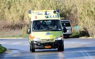Οδηγός φορτηγού έπεσε από ύψος 4 μέτρων στις Σέρρες